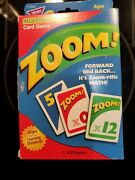 Trendandreg Zoom Math Card Game Ages 9 And Up Multiplication. L2