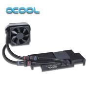 Graphics Card Integrated Water-cooled Radiator For Asus Eiswolf Gtx 1080ti Gpu