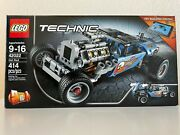 Lego 42022 Technic Hot Rod New In Sealed Box Retired