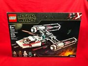 Lego Star Wars 75249 Resistance Y-wing Starfighter - New Sealed