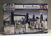 4d Cityscape Time Jigsaw Puzzle London 1230+ Pieces Glow In Dark - 2010