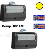 2 For 891lm Liftmaster Remote Transmitter Garage Door Security+ 2.0 Learn
