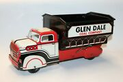 1950and039s Vintage Marx Glen Dale Coal Company Dump Truck Toy