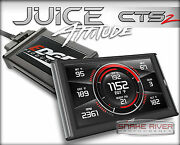 Edge Cts 2 Juice W Attitude For 01-04 Chevy Gmc 6.6l Duramax Diesel Lb7 No Carb