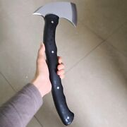 Tactical Black Whirlwind Tomahawk Axe Outdoor Camping Survival Ax Hatchet Tool