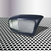 Fit For 16-18 Continental Gt Gtc Grill Grille Piecesandouter Frame Chrome/primer