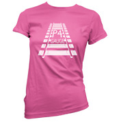 P4 Gauge Womens T-shirt Pick Colour And Size Gift Present Model Railway Train