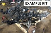 99-04 Ford Coil Spring Conversion Kit 3.73 Axle On 05-07 Ford F-250 F-350 Truck