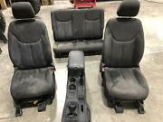 2011-2017 Jeep Wrangler Front Seat Lhd Bucket Manual Cloth
