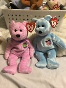 Ty Beanie Baby Rare Eggs And Eggs Ii Mint Condition Retired Collectibles