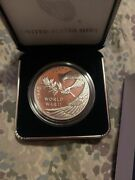 End Of World War Ii 75th Anniversary Silver Medal Coin - Ships Today