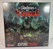 Shadows Over Normandie Achtung Cthulhu Board Game New And Sealed