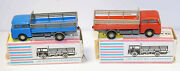 Vintage Toy Truck By Permot Lkw-skoda Made In East Germany Gdr Russian Label