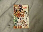 1968-69 Minnesota Pipers Media Guide Yearbook 1967-68 Aba Champs Connie Hawkins