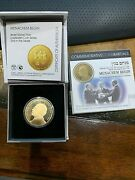 2010 Israel 1/2 Oz Gold Proof Coin Menachem Begin Gold Coin Only Few Made