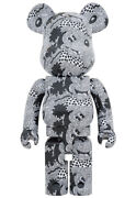 New Medicom Toy Be@rbrick Keith Haring Mickey Mouse1000 Bearbrick Japan Fedex K