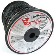 685 Feet .095 Commercial Spool String Trimmer Line Weed Eater For Stihl Echo