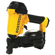 Stanley Bostitch Rn46-1 Coil Roofing Nailer, 3/4 - 1-3/4