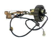 1986 Volvo 740 Fuel Sending Unit / Sender With Pump Curved Fittings