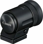 Canon Electronic Viewfinder Evf-dc2 Black For Eos M6 M6 Mark Ii Powershot G1 X