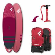 Fanatic Diamant Air Stand Up Paddle Planche Sup Surf Surf-board Set Aufbla