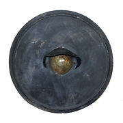 Vintage Railroad Train Track Switch Light Signal Real Antique 35.5 Inch Diameter
