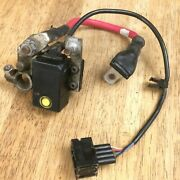 2003-2007 Saab 9-3 Positive Battery Terminal Cable, Main Relay Switch 12791308