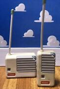 Toy Story Collection The Same Model Super Rare Playskool Baby Monitor 607/mn U99