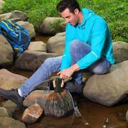 Outdoor Mini Portable Water Purer System Equipment Fishing Travelling Camping