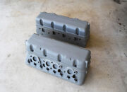 P-ayr Plastic Chevrolet Sb2 Heads And Valve Covers