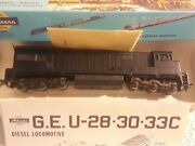 Ho Scale Athearn 3500 Undecorated U-33-c Diesel Locomotive Kit New Heavy Weight