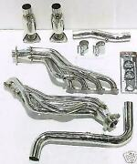 Obx Racing Sports Full Long Tube Exhaust Header For 99-03 Ford F-150 5.4l