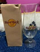 Hard Rock Cafe Tampa Hurricane Cocktail Beer Glass Collectible