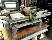 B Grauel Holiday Sale-offset/proof Letter Press - Artist Special -lower Price