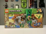 Lego 21155 Minecraft The Creeper Mine, Brand New And Sealed