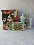 Budweiser Honoring Tradition And Courage Army Cs 357 Used Excellent Condition