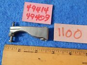 Wurlitzer 1100 1080a Mechanism Record Tray Stop Bar Latch Casting Asmbly 49525