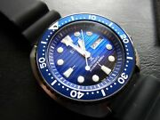 Seiko Prospex Save The Ocean Srpc91j1 Automatic Divers Made In Japan Warranty