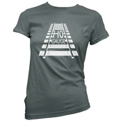 H0 Gauge Womens T-shirt Pick Colour And Size Gift Present Model Railway Train