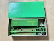 Ho Scale Bowser 40' Round Roof Dd Box Car Kit Ashley Drew And Northern 2402
