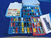Lot Of Matchbox And Hot Wheels Set Of Classic Mini Cars Used 71 Pieces