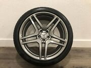 07-2013 Mercedes W216 W221 Cl63 S63 S65 Amg 20and039and039 Original Rear Wheel Rim Oem 2