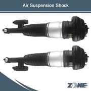 2 Pc Air Suspension Shock Absorber For Bmw 740i 2016 2017 2018 Rear Left And Right