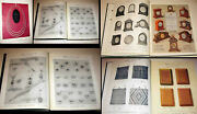 C1925 Aspreyand039s London 155 Pg Catalog +color Plates Incl Gold Lighters And Cases