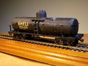 Lionel Oo Scale Shell Oil Tank Car