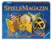 Spielemagazin Game Collection Classic Board Cube Puzzle Lady Mill Backgammon