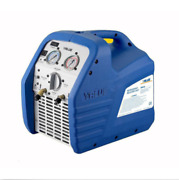 Air Conditioning Refrigerant Recovery Unit Recycling Machine Vrr12l 220v Good