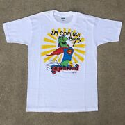 Vintage 80s Beany And Cecil T Shirt Healthknit Bob Clampett Paper Thin Usa Made