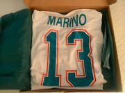 Dan Marino Uda Upper Deck Signed Authentic Miami Dolphins Jersey