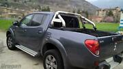To Fit 05-15 Mitsubishi L200 Roll Bar + Led Light + Longbed Tonneau Cover + Spot